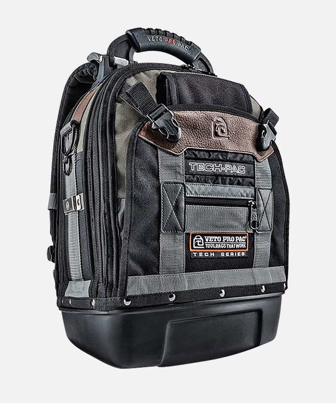 Tech Pac Backpack Tool Bag