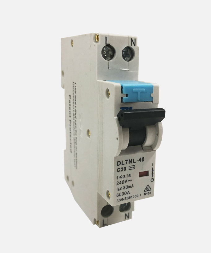 RCBO - Residual Current Circuit Breaker