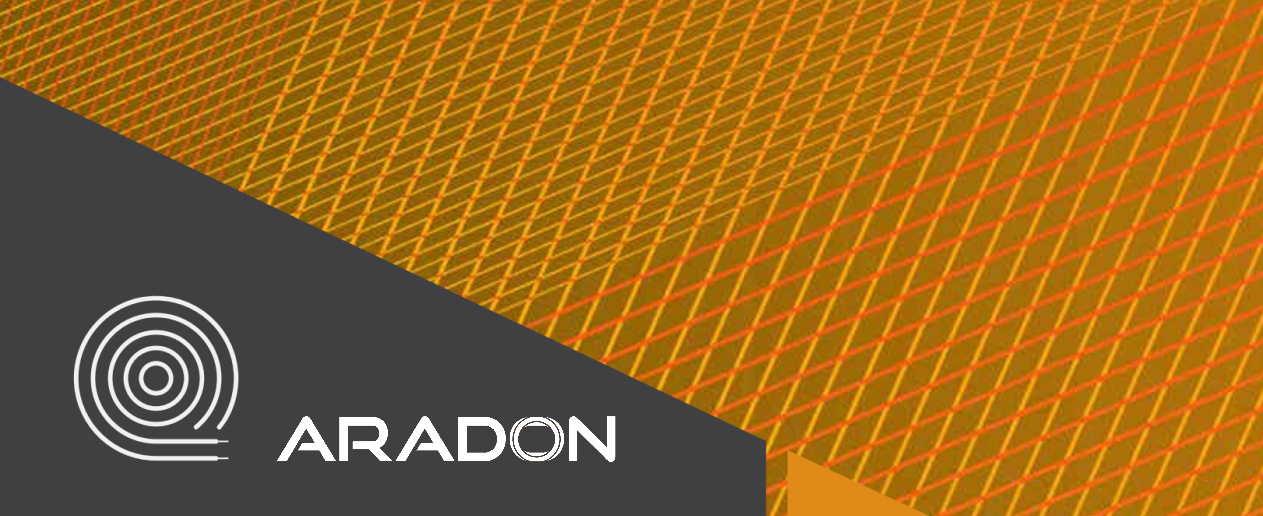ARADON – Insulated Copper Pair Coil